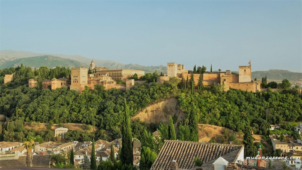 Mudanzas en Granada