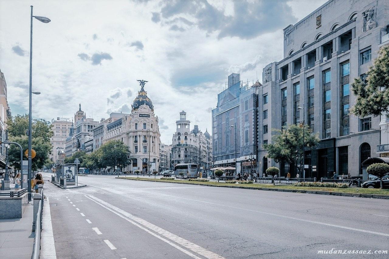 Precios de mudanzas en Madrid económicos