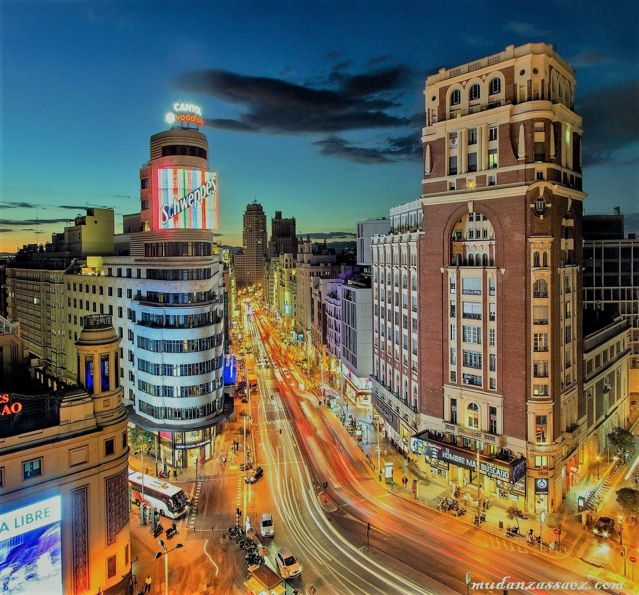 guardamuebles en Madrid